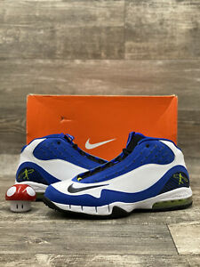 Nike Air Max Swingman Remix Griffey Og 13 354779-401 Blue White Volt Green Black