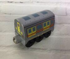Learning Curve Chuggington Emery's Tender Train Car Wooden Railway Wood Toy