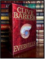 Everville ✎SIGNED✎ by CLIVE BARKER Hardback 1st Edition First Printing - Secret