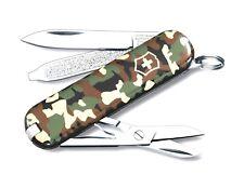 Victorinox Classic CAMOUFLAGE Swiss Army Knife - Made In Switzerland Brand NEW