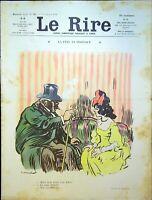 Le RIRE N° 87 1 octobre 1904 - La fête en province