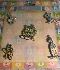 DISNEY TRADING PIN PACK SHANGAI DISNEYLAND MICKEY, MINNIE, DONALD, PLUTO, GOOFY