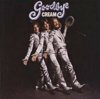 Cream - Goodbye Cream (NEW CD)
