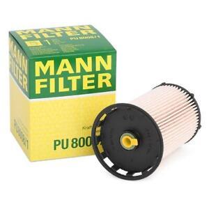 Mann Fuel Filter fits VW PASSAT ALLTRACK B7 365 2.0 TDI 4motion