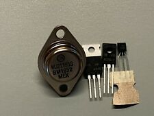 New OnSemi Transistors for Vintage Stereo Repair All the common ones mix & match