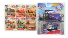 2020 DISNEY CARS 1/55 SCALE COLOR CHANGERS COMPLETE SET OF 7 CARS