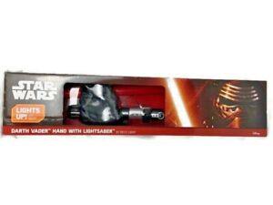 Star Wars Darth Vader Hand Lightsaber 3D Decorative Light LED Bulbs Wall Sticker
