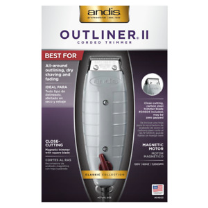 Andis - Outliner II Corded Trimmer #04603 US