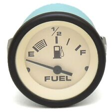 Teleflex Boat Fuel Gauge 62571 | 2 Inch Cutout Off-White