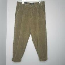Las Mejores Ofertas En Pantalones De Tamano Regular Zara Verde Para Hombres Ebay
