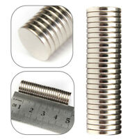 25Pcs Strong powerful round N52 12mm dia x2mm Neodymium disk magnets SMALLcraft