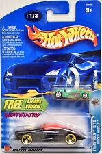 Hot Wheels 2003 Track Aces Buick Wildcat W/ Free Atomix Vehicle