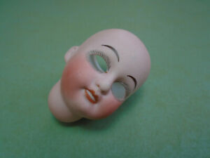"Antique bisque doll head, AM 1894, 2.2"", Armand Marseille, doll making & repair"