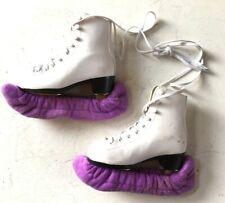 Youth Ice Skates White Size 12 American Athletic Shoe Free Shipping