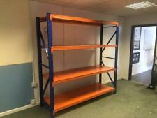 SIMPLY SHELVING LONGSPAN STORAGE CONTAINER RACKING SYSTEM BAY (Brentwood Branch