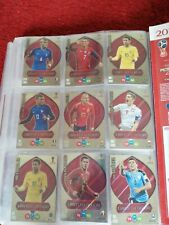 Classeur Complet Panini Adrenalyn xl world cup 2018