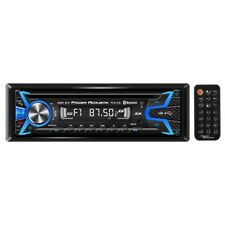 POWER ACOUSTIK PCD-51B Single DIN Bluetooth CD/AM/FM/Digital Media Car Stereo