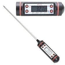 Thermometer werkt met voedsel &vloeistoffen zal dus je beste vriend in de keuken