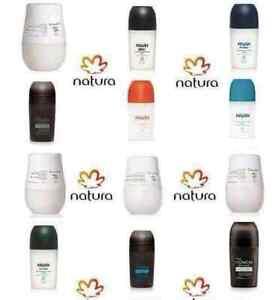 Natura Rollon Desodorante Antitranspirante Roll-on varias fragrâncias 48 horas