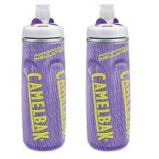 Camelbak Podium Chill Insulated Water Bottles 610ml (Pair) - Lavender