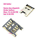 HTC Desire 510 D510w Sim Card Reader Tray Socket Slot Holder replacement new