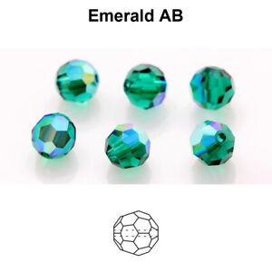 Genuine PRECIOSA 451 19 602 Round Simple Crystal Beads * More Colors & Sizes