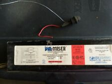 Power Lighting Products, Cat # 8G1014W, Val-Miser, Electronic Ballast IS