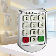 Digital Drawer Intelligent Password Keypad Number Cabinet Door Code Locks
