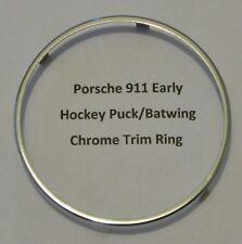 Porsche Hockey Puck Batwing Horn Button Trim Ring-fits 911 912 914