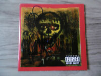 """Slayer Autogramme signed CD Booklet """"Seasons in the Abyss"""""""