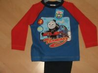 THOMAS TANK ENGINE TODDLER PYJAMAS AGE 18-24 MONTHS