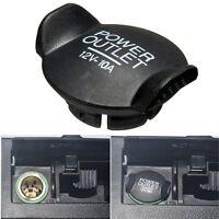 12V Power Socket Lighter Cigar Outlet Cover Cap For Ford Focus Fiesta Mondeo