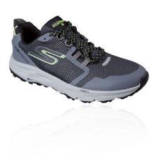 Chaussures de fitness, athlétisme et yoga gris Skechers pour homme