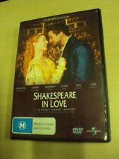 DVD - Shakespeare In Love - R4