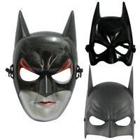 Batman Superhero Adult Head Mask Helmet Cosplay Party Dressup Halloween