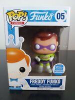 Funko Pop - Freddy Funko Superhero - Freddy Funko - No. 05