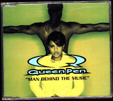 Music CD, Queen Pen, Man Behind the Music, 4 mixes