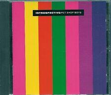 CD COMPIL 6 TITRES--PET SHOP BOYS--INTROSPECTIVE / 1988-1989