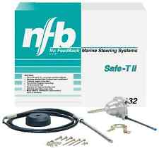 TELEFLEX SS132 13` NFB SAFE-T 2 ROTARY STEERING SYSTEM With SSC61 Cable 8723