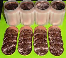 100 - Walking Liberty American Eagle Coins 1 oz each .999 Copper Bullion 10-20