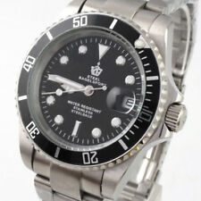 Steel Bagelsport Automatic Mechanical Date Display Water Resistant Mens Watch