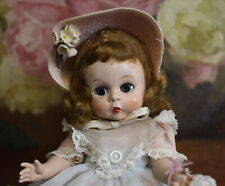 FABULOUS MADAME ALEXANDER-KINS 1953 Tosca Doll MAYPOLE OUTFIT