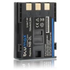Batteria Blumax per Canon NB-2L NB-2LH E160814 BP-2L5 BP-2LH Legria HF R106 R18