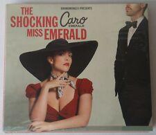 CARO EMERALD - THE SHOCKING MISS EMERALD - CD 2013 - DIGIPAK - NEW SEALED