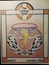 Grateful Dead The Golden Road Magazine 1986 Summer Issue 11 Bob Dylan & The Dead