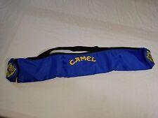 Vintage Joe Camel Cigarette Insulated 6 Pack Beer Sleeve Tube Cooler Bag