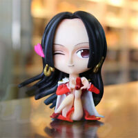 "Anime One Piece Boa Hancock Q Ver. 4"" PVC Action Figure Statue Model Toy No Box"
