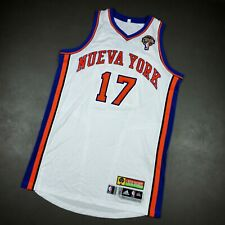"""100% Authentic Jeremy Lin 2011 Nueva York Knicks Team Issued Jersey Size 2XL+2"""""""