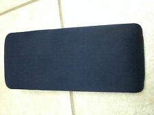 1997 1998 1999 2000 2001 AUDI A4 B5 ARMREST ARM REST LID Blue GENUINE OEM Used
