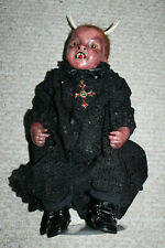 """Horror Doll - Rosemary's Baby -The Demon Child One Of A Kind - 18"""" Figure"""